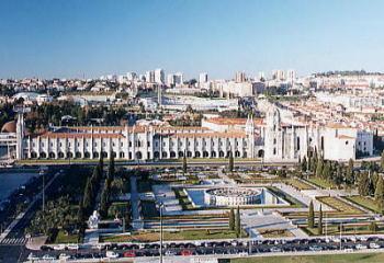 リスボンのジェロニモス修道院とベレンの塔の画像 p1_35